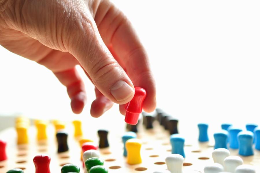 board, plastic, hand, game, logic