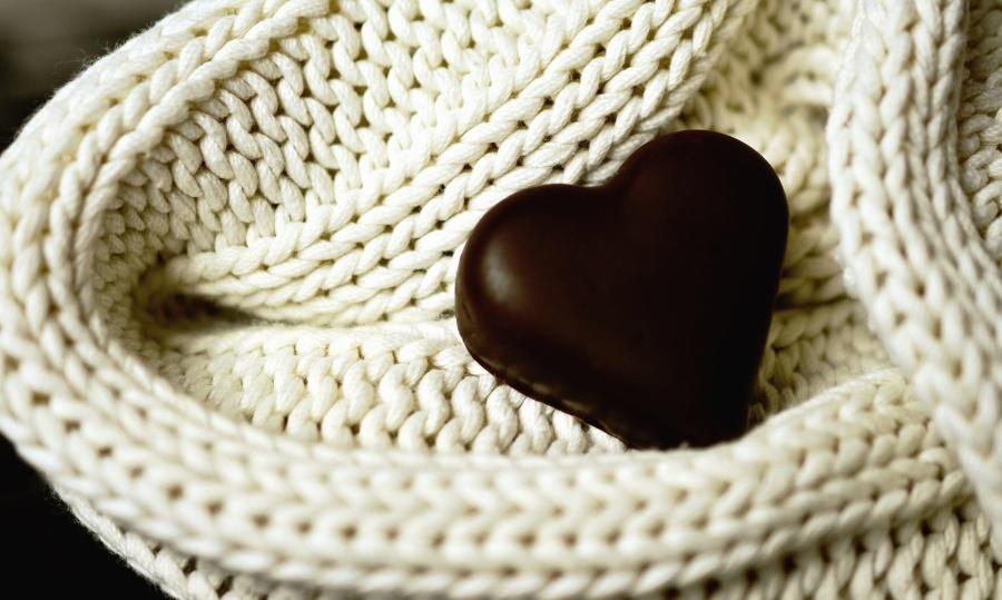 heart, chocolate, dessert, sweet