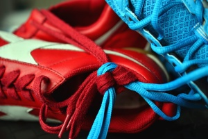shoe, shoelace, sport, shoe, color, colorful