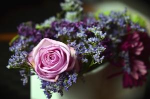 Роза, Лепесток, букет, цветок, украшение