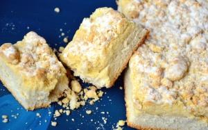 торта, тесто, брашно, сладък, пай, храна
