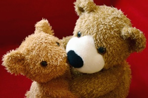 teddy bear, toy, hug