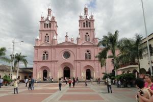 church, travel, tourism, street, downtown