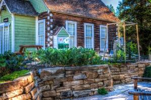fairytail, architecture, cottage, house, exterior