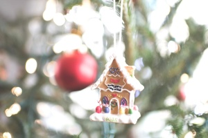 gingerbread, christmas, decoration