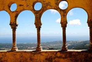 Wand, gebäude, architektur, blauer himmel, panorama