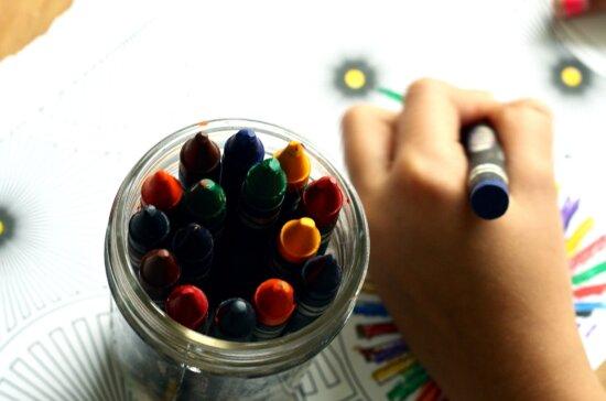 paint, paper, paint, colorful, imagination, crayon