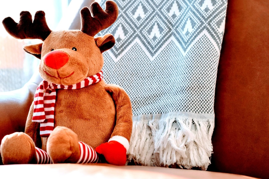 holiday, toy, gift, deer