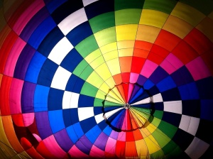 colorful, spectrum, balloon, aircraft, color
