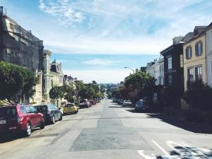 street, summer, road, street, architecture, sky, urban, travel