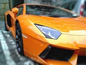 luxury, automobile, metal, vehicle, headlight, wheel
