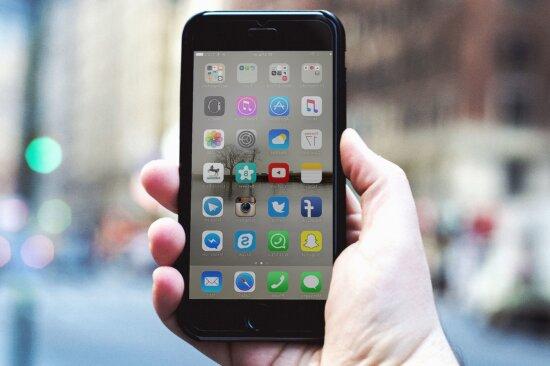 mobile phone phone, communication, technology, hand, electronics