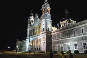 сграда, исторически, прозореца, фасада, кула, кръст, уличната лампа