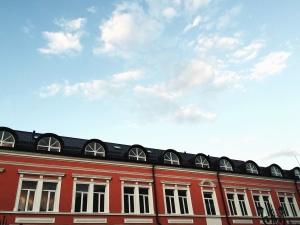 Bâtiment, architecture, ville, maison, voyage, maison, résidence, vieux, structure