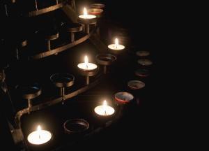 Vela, lámpara, linterna, luz, decoración, llama, Candelabro, celebración