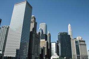 grada, urbane, arhitektura, zgrada, u centru grada, toranj