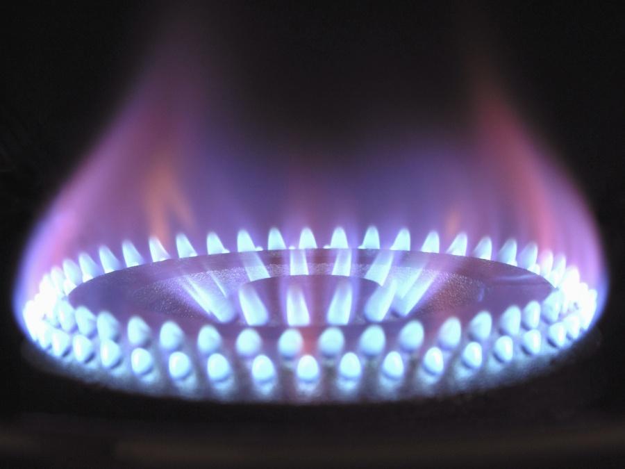 Gas, Feuer, Flamme, Brenner, Erdgas, Hitze