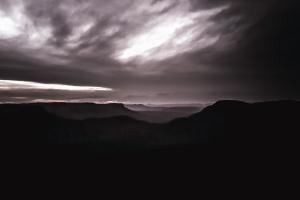 Cielo, paisaje, montaña, nube, sol, puesta del sol, viaje, atmósfera, montaña