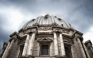 Cúpula, techo, arquitectura, edificio, iglesia, catedral, religión, señal, turismo