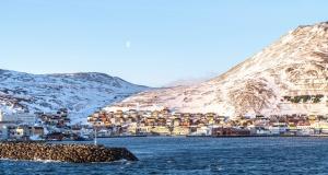 water, sky, landscape, coast, lake, tourism, vacation, mountain, winter, snow