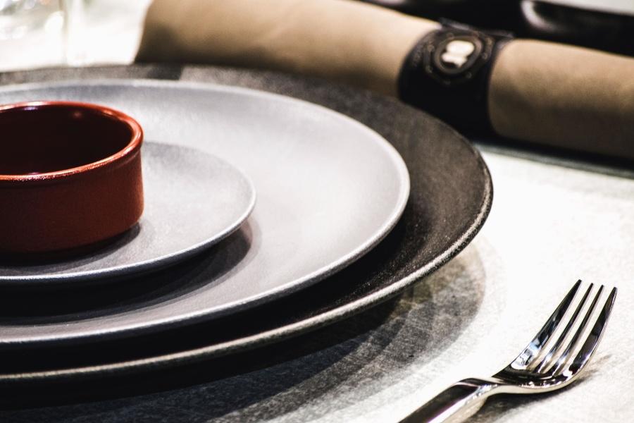 плита, вилка, керамика, питание