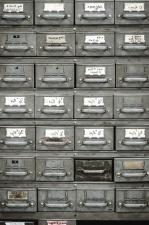 метал, ящик, файл, кабінету, папір