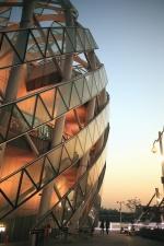 nebo, arhitekture, strukture, građevinski, poslovni, zgrada, eksterijer