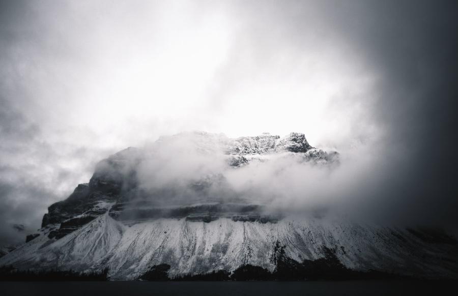 landscape sky clouds snow - photo #39