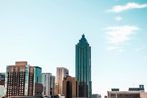centar grada, arhitekture, urbanog, toranj, nebo, zgrade, prozor
