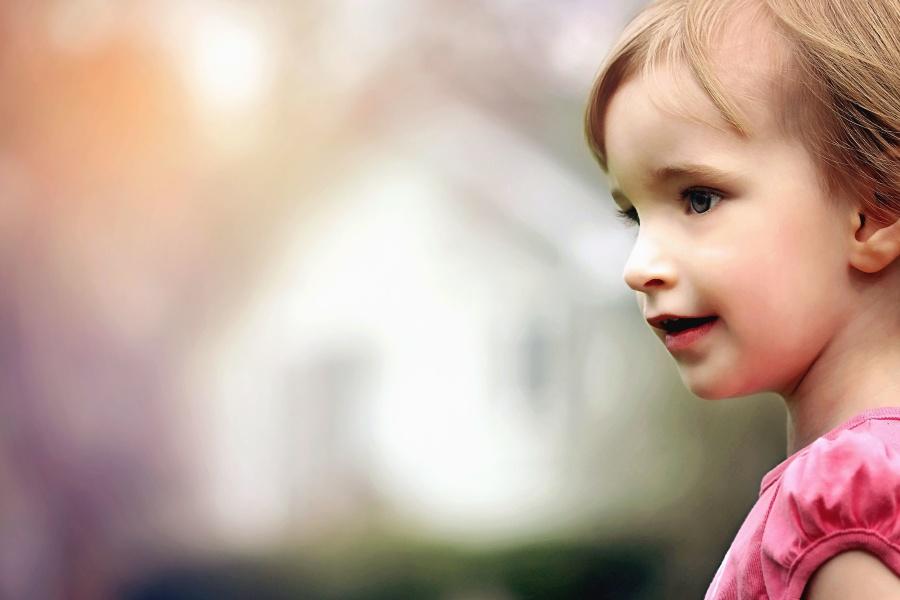 cô gái, trẻ em, người mẫu ảnh, gương điển hình, hạnh phúc, khuôn mặt
