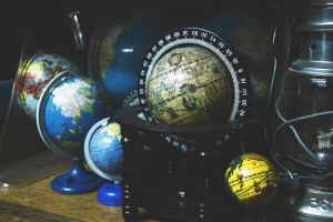 globe, map, continent, geography, science