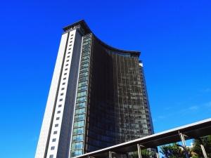budovy, sklo, fasády, architektura, budovy, obloha, kancelářská budova