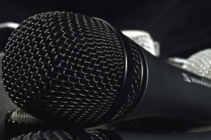 microphone, electronics, sound, voice, technology, metal