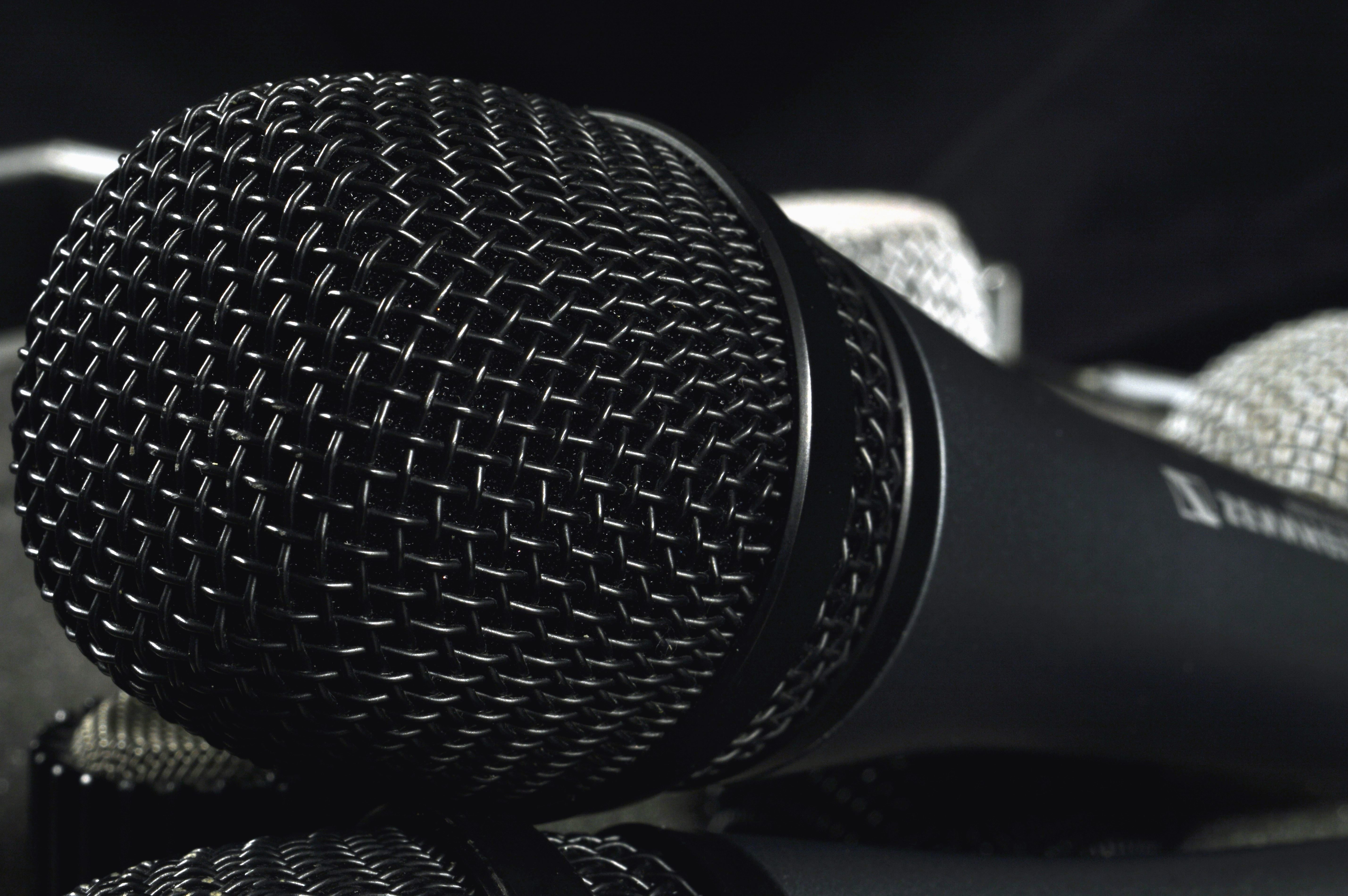 free picture  microphone  electronics  sound  voice