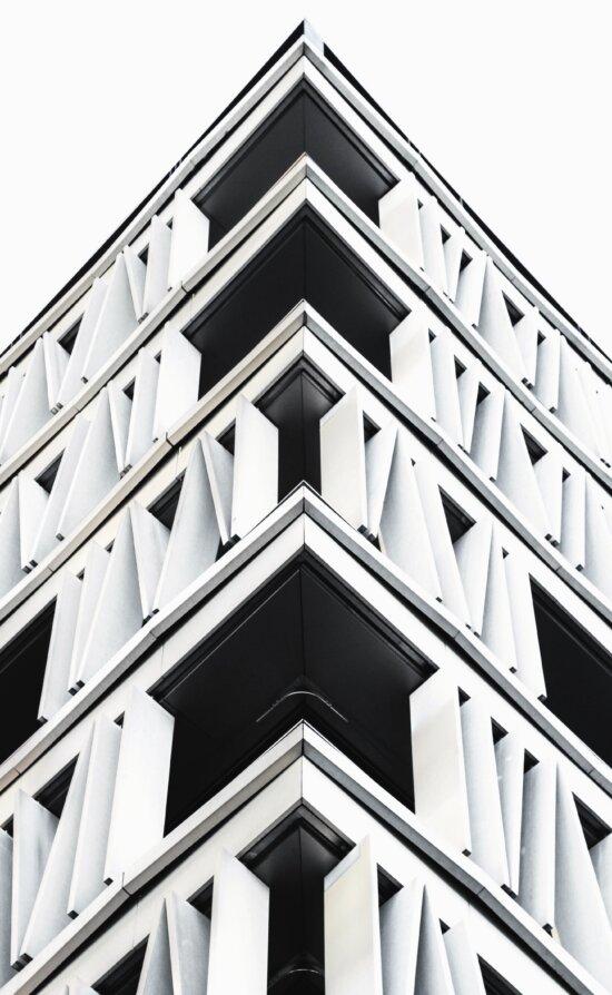 building, architecture, modern, facade