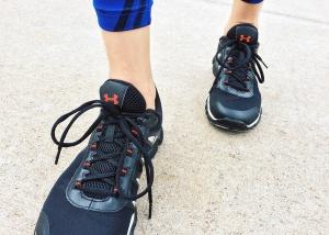 Čistenie, motúz, šport, noha, obuv