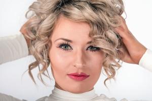 photo model, women, makeup, hair, eye, hand