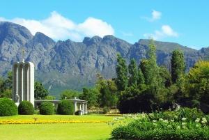Monumen, arsitektur, lembah, gunung, langit, rumput, hutan