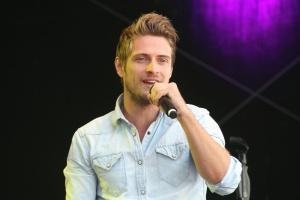 pjevač, mikrofon, glazbenik, umjetnosti, koncert
