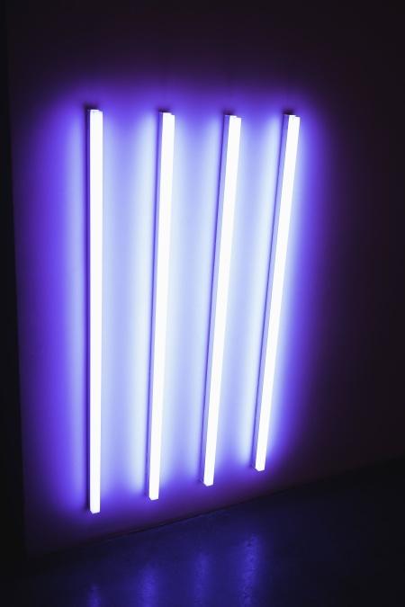 fluorescent, light, electricity, reflection