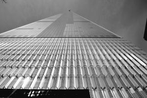 abstrakti, musta ja valkoinen, metalli, arkkitehtuuri