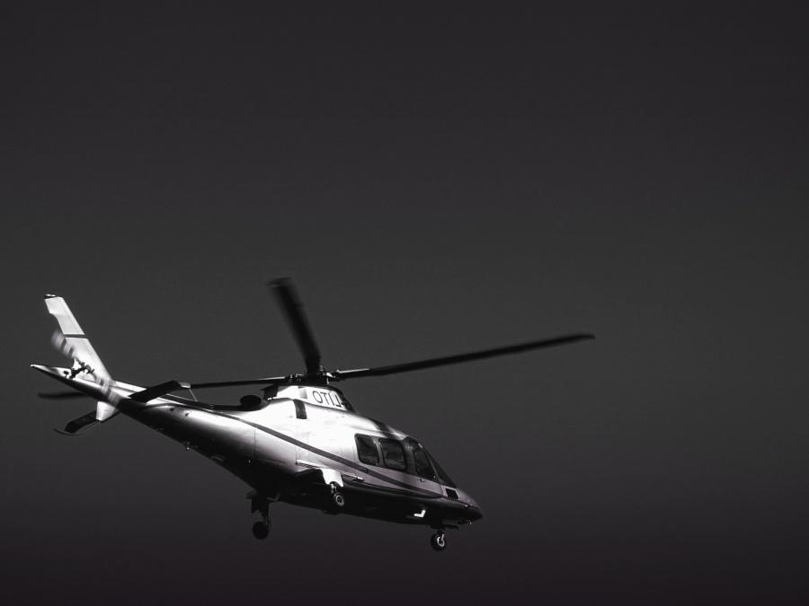 Hélicoptère, avion, hélice, aviation, vol
