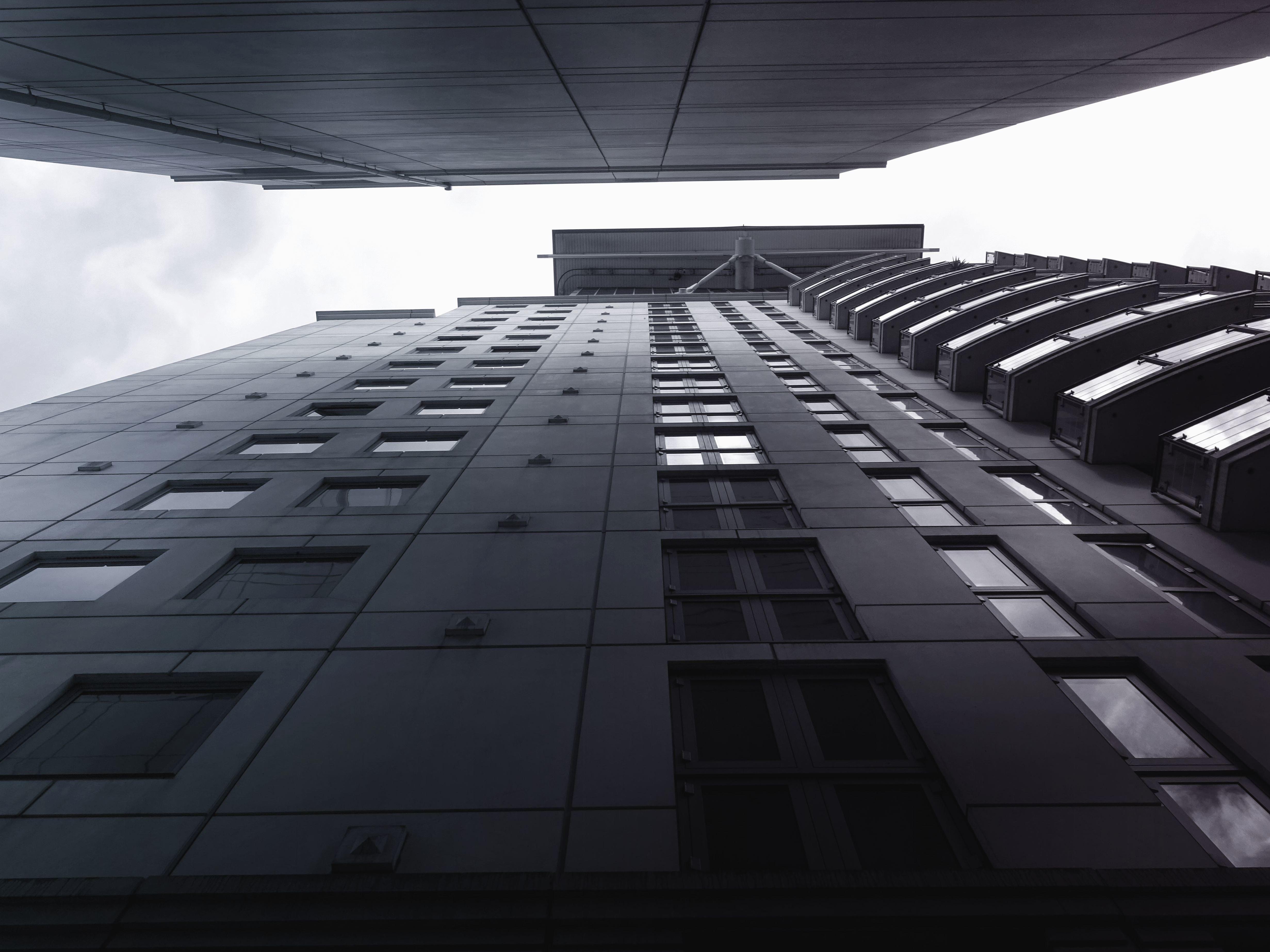 Imagen Gratis Arquitectura Cielo Terraza Edificio
