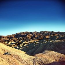mountain, desert, sky, shade, daylight, landscape