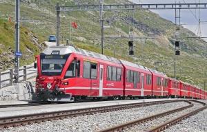 Locomotiva, veicolo, treno, pista, trasporto, trasporto