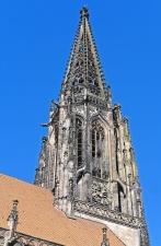 Cathédrale, église, architecture, tour, religion, voyage, tourisme, historique, gothique, façade