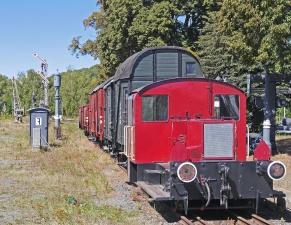 lokomotiva, vlak, vozila, prijevoz, teretni