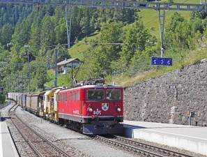 Locomotiva, treno, veicolo, pista, elettricità