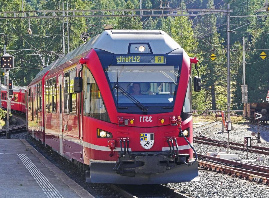 Treno, veicolo, pista, automobile, trasporto, trasporto, locomotiva, viaggiare
