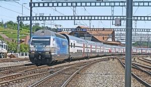 Estação, locomotiva, trem, veículo, transporte, transporte, viagens, ferroviário, ferroviária